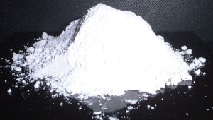 Powder of titanium dioxide