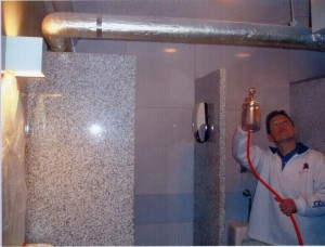 トイレ内消臭対策